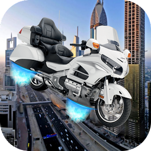 Flying Bike Sim Ride Unlimited for PC and MAC