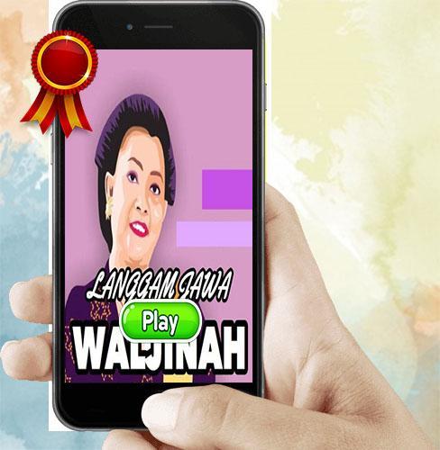 Langgam Jawa Waljinah MP3 3.1 screenshots 1