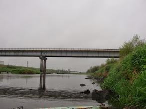 Photo: Start na wysokości śluzy Smolice