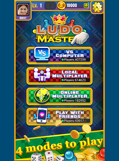 Ludo Master - New Ludo Game 2018 For Free 3.2.7 Cheat screenshots 7