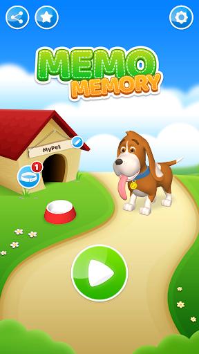 Memory game for kids  screenshots 2
