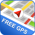 Free GPS Maps – Navigation, Traffic & Offline Maps
