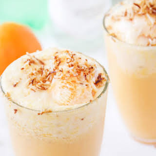 Malibu Sherbert Floats.