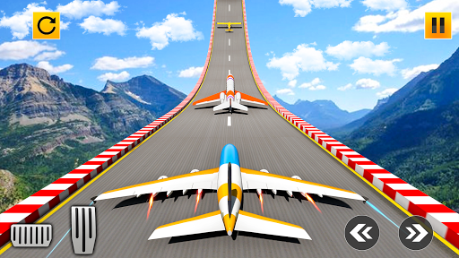 City Airplane Stunts 3D : Gt Racing Stunt Games screenshots 17