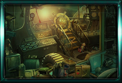 Hidden Objects - Space Game