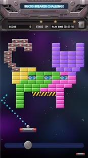 Bricks Breaker Výzva - náhled