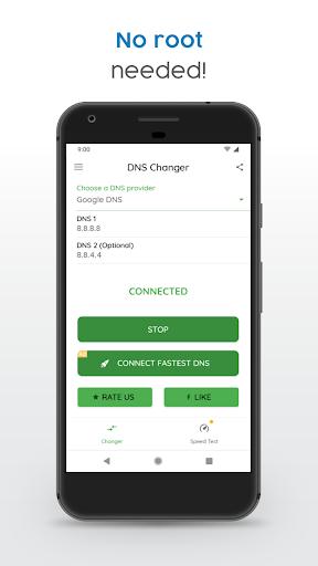 DNS Changer | Mobile Data & WiFi | IPv4 & IPv6 1201r screenshots 3