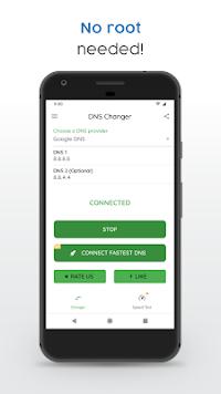 Mobil Veri'de Android DNS Değiştirmek