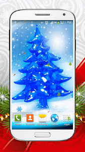 Christmas Live Wallpaper screenshot 6