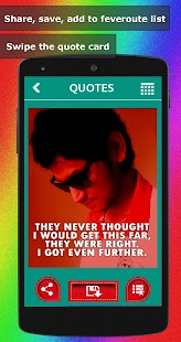 QuotesApp : Wallpaper & quotes - náhled