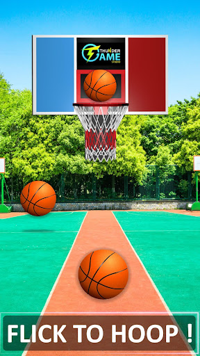 AR Basketball Game - Augmented Reality 1.0 screenshots 2