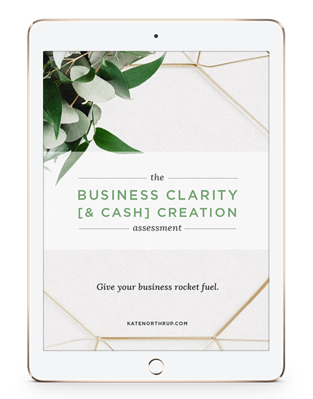 The Business Clarity and Cash Creation Assessment