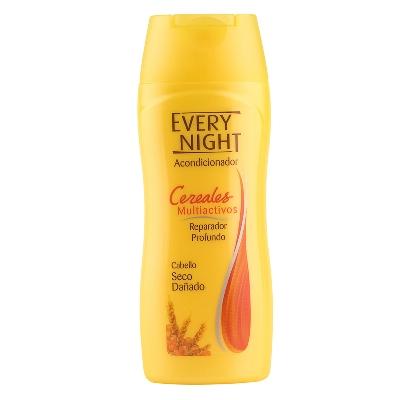 acondicionador every night cabello seco rebelde 200ml
