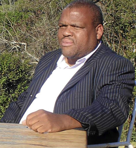 Mopani district's manager Republic Monakedi is recuperating in hospital after he was battered by robbers.