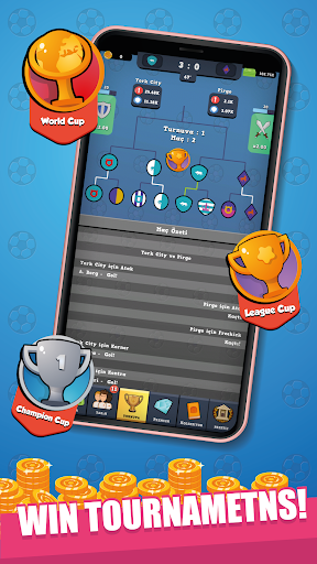 Idle Soccer Tycoon - Free Soccer Clicker Games  screenshots 3