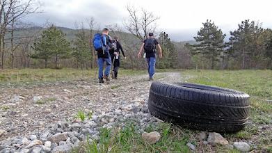 Photo: Uvijek je dobro krenuti tamo gdje majstori gube gume