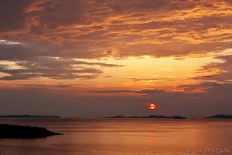 Photo: Zachód słońca w Dalamcji :-)