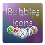iBubbles NOVA/APEX Theme Icon