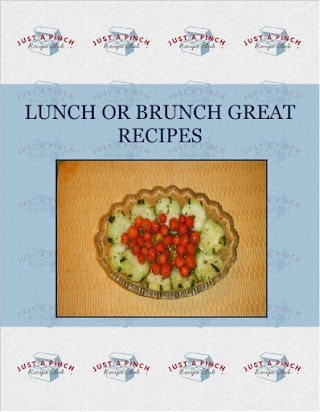 LUNCH   OR  BRUNCH   GREAT RECIPES