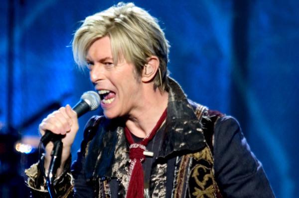 David Bowie - Yabancı Rock Şarkıcıları