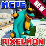 Mod Pixelmon pour MCPE
