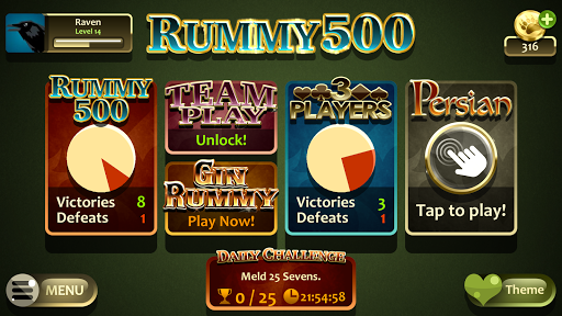Rummy 500 1.12.1 screenshots 3