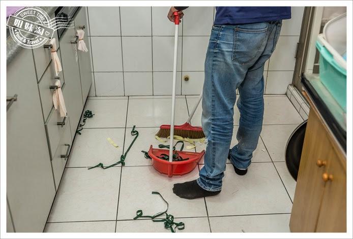 地面清潔確實