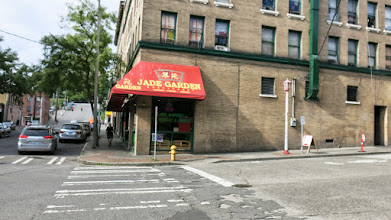 Photo: Had dinner in Seattle Chinatown.
