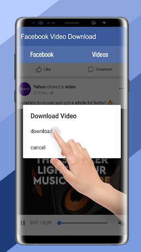Download Smart Video Downloader For Facebook APK latest version app