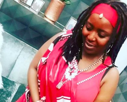It's just a story! Andisiwe Dweba is not leaving Generations to be a