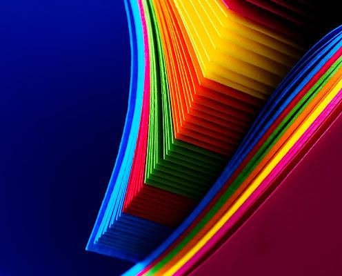 carta colorata di Canguro