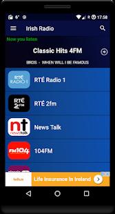 Irish Radio Stations - náhled