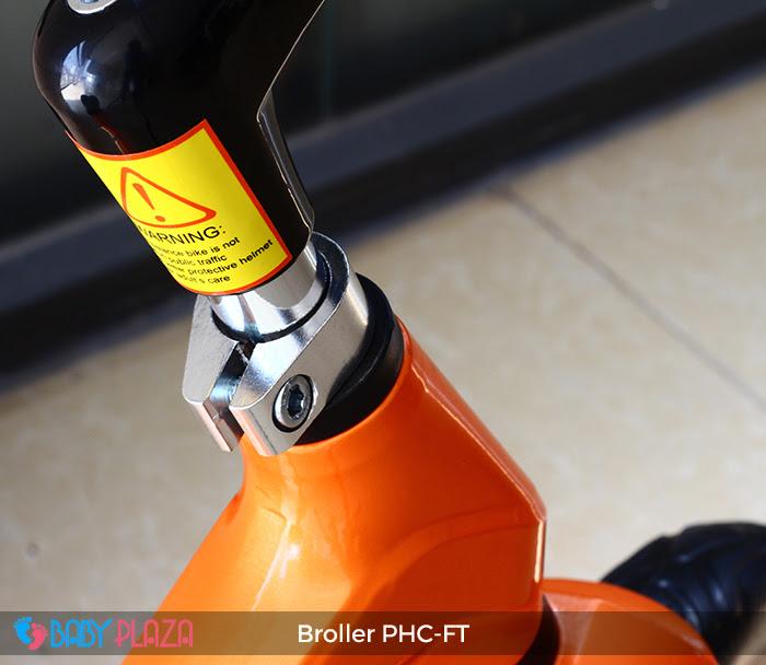 Xe thăng bằng cho bé Broller PHC-FT Bánh đặc ruột 8