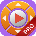 Remote Music Songs Videos Pro icon