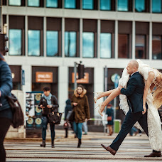 Wedding photographer Marcin Szwarc (szwarcfotografia). Photo of 15.11.2017