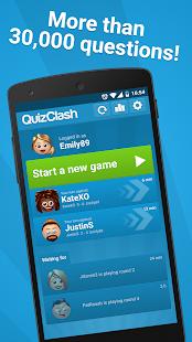 Game QuizClash™ APK for Windows Phone
