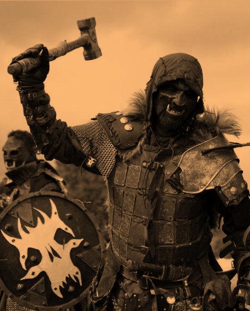 Curtis Grant's Pathfinder Kingmaker