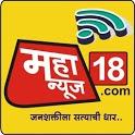 Maha News18 icon