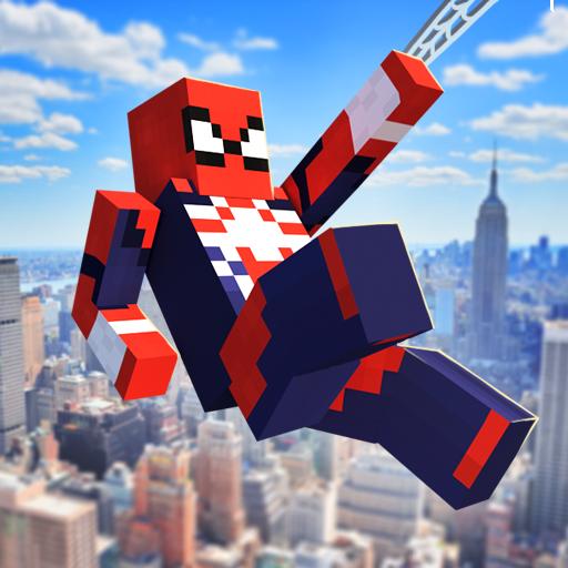 Cube Sipder Hero Mutant 3D