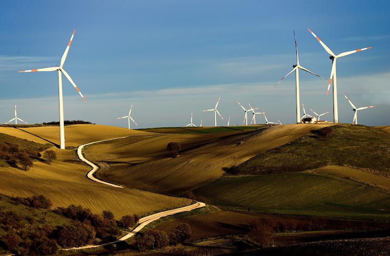 Energia eolica di Diana Cimino Cocco