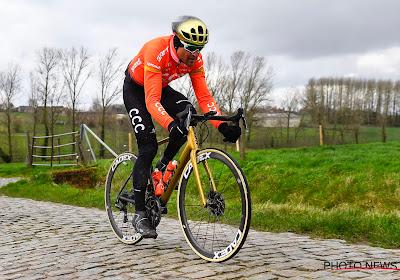 """Van Avermaet reageert op besparingen van zijn ploeg: """"Hopelijk komen we er samen sterk uit"""""""