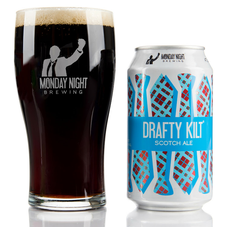 Logo of Monday Night Drafty Kilt