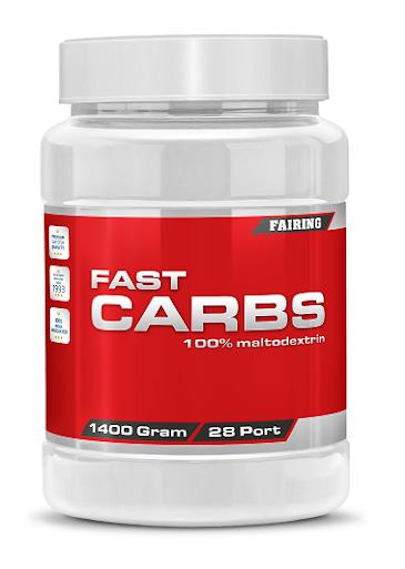 Fairing Fast Carbs - 1400g