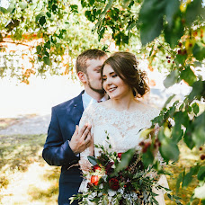 Wedding photographer Lyubava Evdokimova (Ginger-alisa). Photo of 09.01.2018