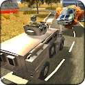 Russian Army Terrorist Chase icon