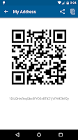 Screenshot of Bitcoin Wallet - Coinbase
