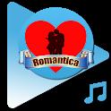 Música Romántica Gratis icon