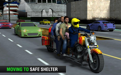 Bus Bike Taxi Driver u2013 Transport Driving Simulator apkdebit screenshots 12