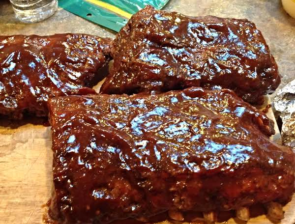 Briana's Grilled Baby Back Ribs Recipe