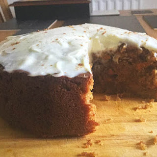 Nut Free Carrot Cake Recipes